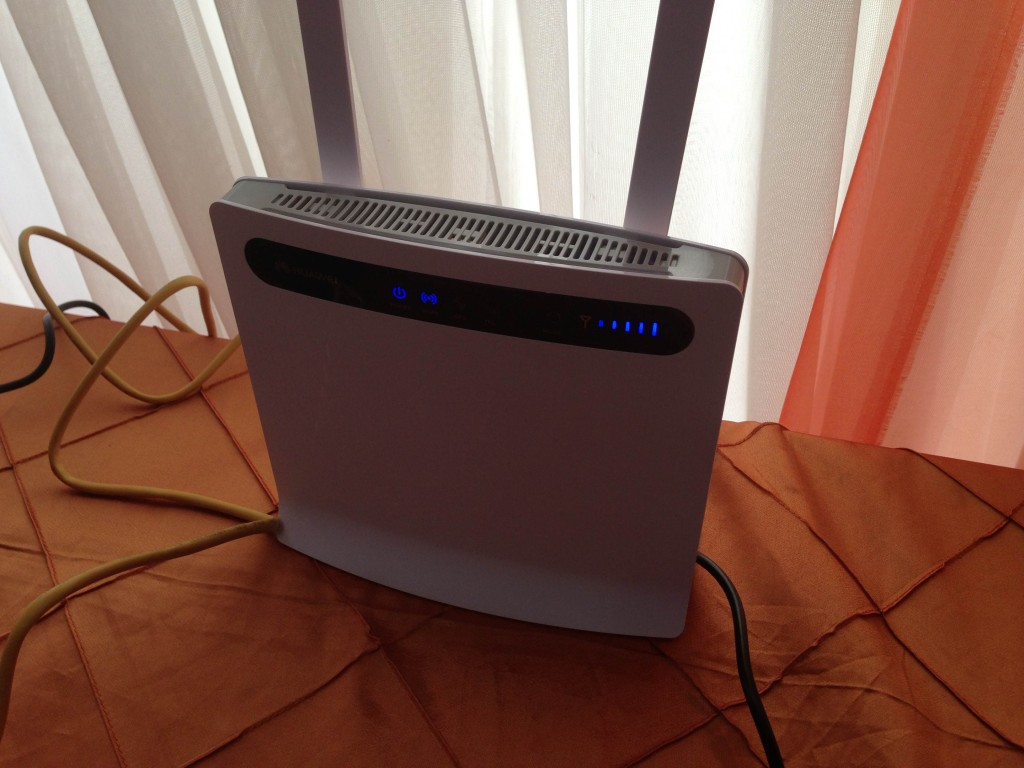 Neotel LTE Router