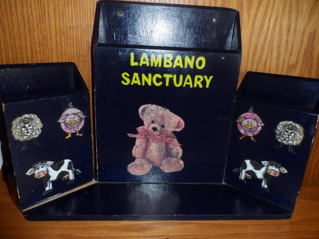 Caritas and Lambano 1