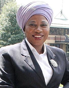 CEO of Eduloan Totsie Memela