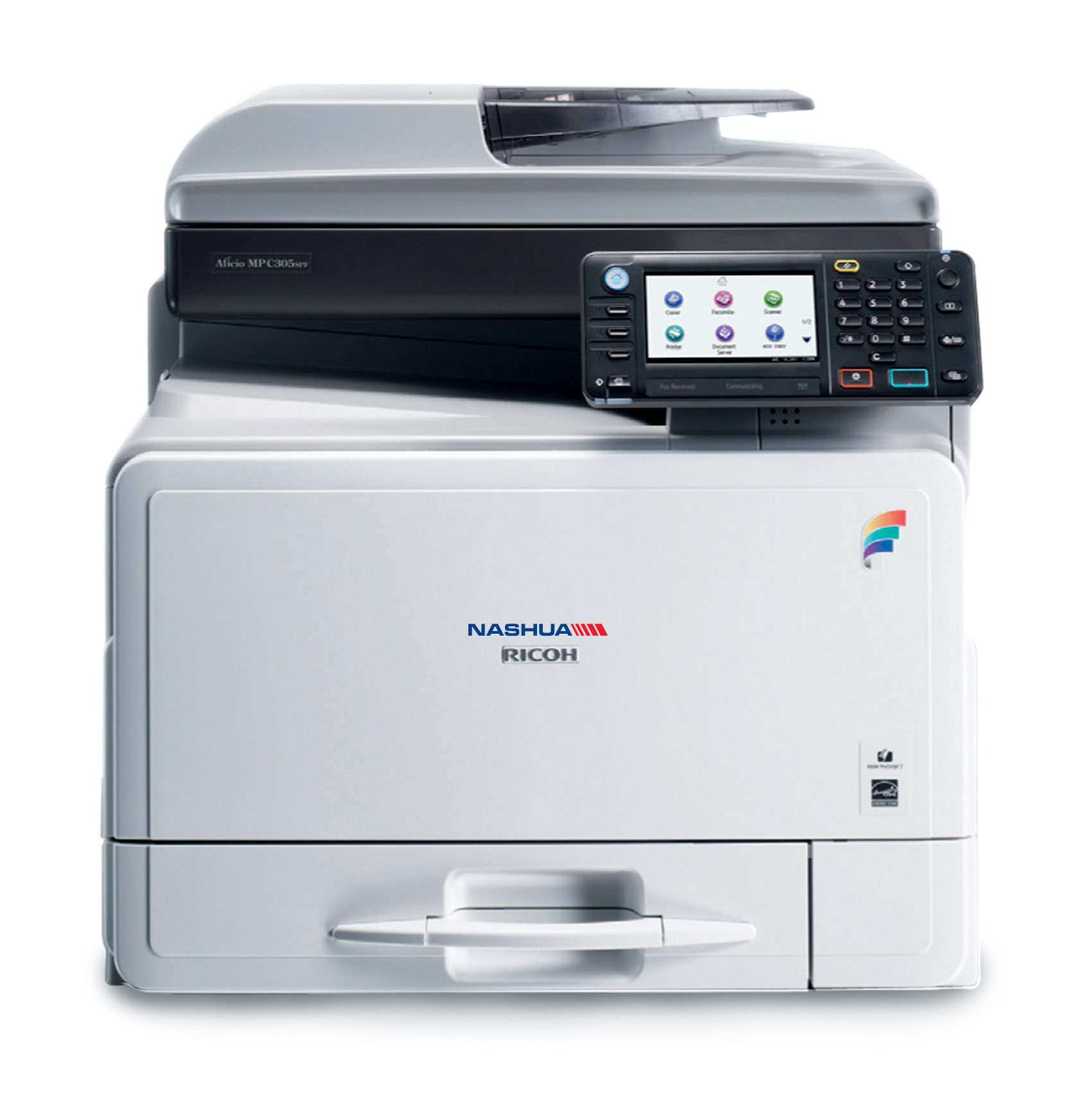 Mpc305spf Colour Mfp Nashua