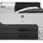 HP Laserjet Series: HP LaserJet Enterprise 700 Printer M712