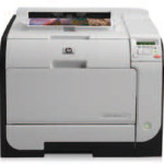 HP Laserjet Series: HP LaserJet Pro 400 Colour Printer M451 series