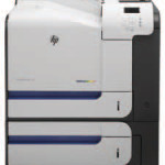 HP Laserjet Series: HP LaserJet Enterprise 500 colour M551