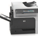 HP Laserjet Series: HP LaserJet Enterprise M4555 MFP series
