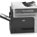 HP Laserjet Series: HP LaserJet Enterprise M4555 MFP series