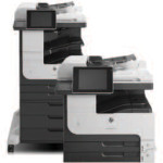 HP Laserjet Series: HP LaserJet Enterprise 700 MFP M725 series