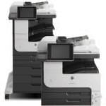 HP Laserjet Series: HP LaserJet Enterprise 700 MFP M725 series