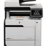 HP Laserjet Series: HP LaserJet Pro 400 colour MFP M475