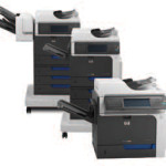 HP Laserjet Series: HP Colour LaserJet Enterprise CM4540 MFP