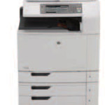 HP Laserjet Series: HP Colour LaserJet CM6030/CM6040 Multifunction Printer series
