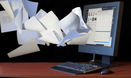 3 Ways to Make Your Office Paperless
