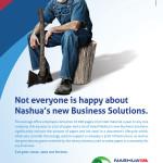 Nashua Green Poster