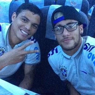 NeymarSelfie