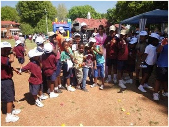 Fun Day at King Edward School1