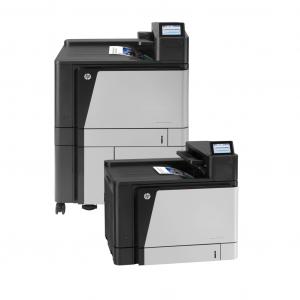 HP Color LaserJet Enterprise M855 Printer series