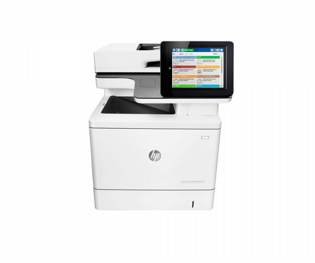 HP Color LaserJet Enterprise MFP M577 series