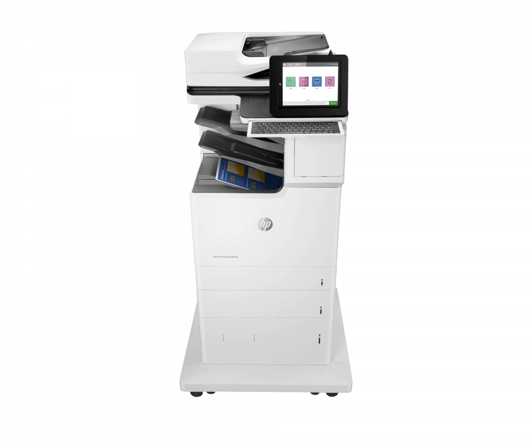 HP Color LaserJet Enterprise MFP M682 series
