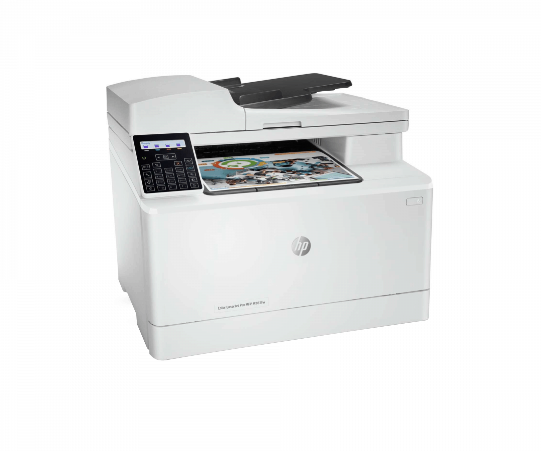 HP Color LaserJet Pro M181 Multifunction Printer series