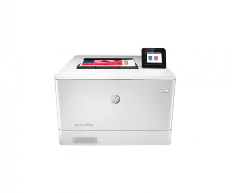 HP Color LaserJet Pro M454 series