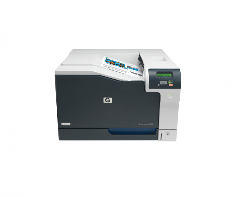 HP Color LaserJet Professional CP5225 Printer series