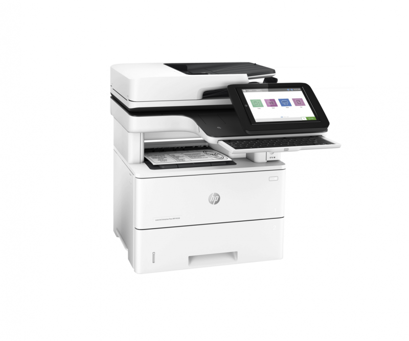 HP LaserJet Enterprise MFP M528 series copy