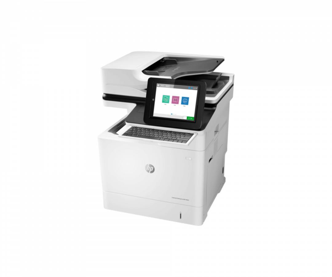 HP LaserJet Enterprise MFP M631h