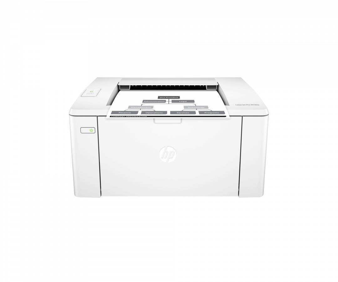 HP LaserJet Pro M102 Printer series