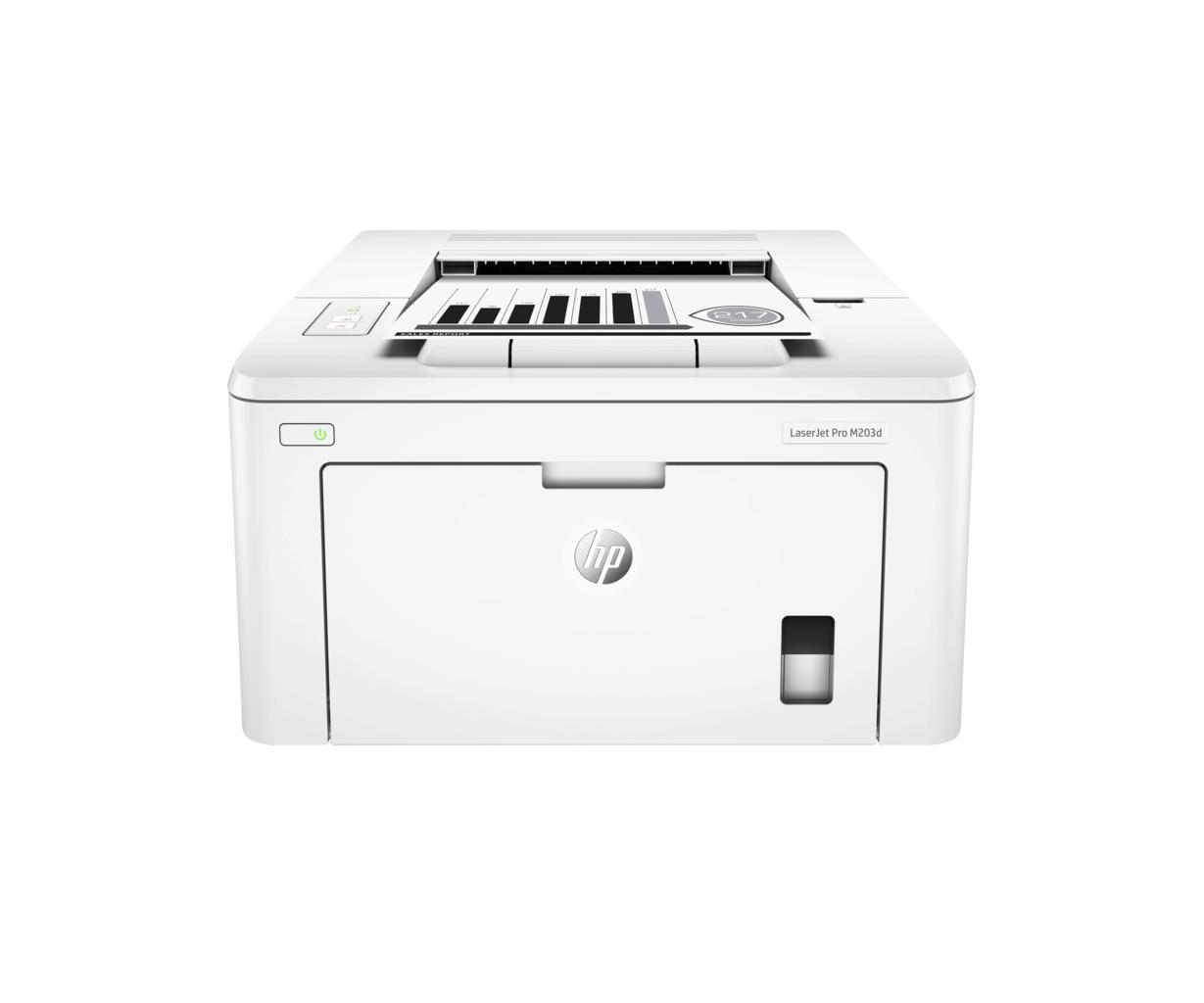 Hp Laserjet Pro M203Dn Driver : HP Laserjet Pro M203dn ...
