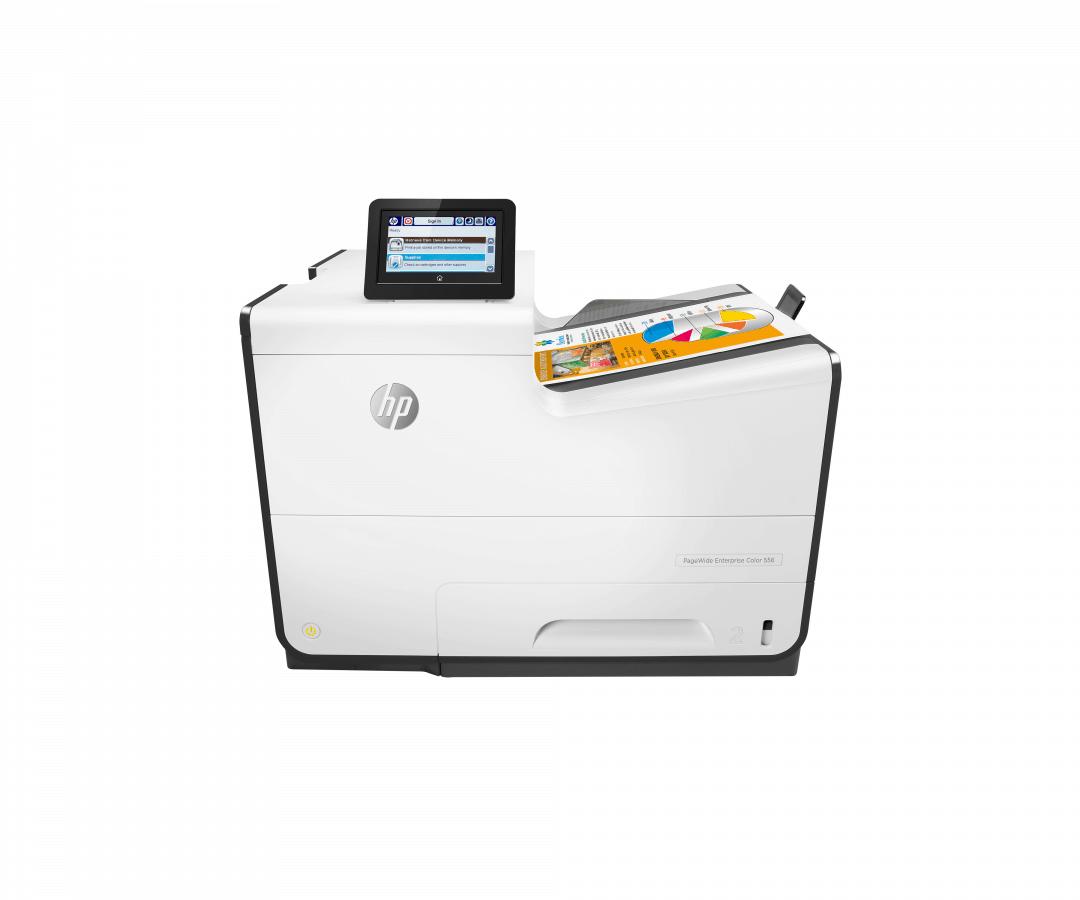 HP PageWide Enterprise Color 556 series