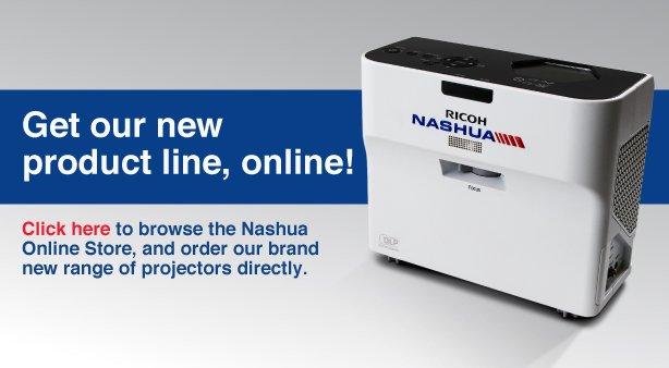 Nashua Site Hero image eCmmerce11