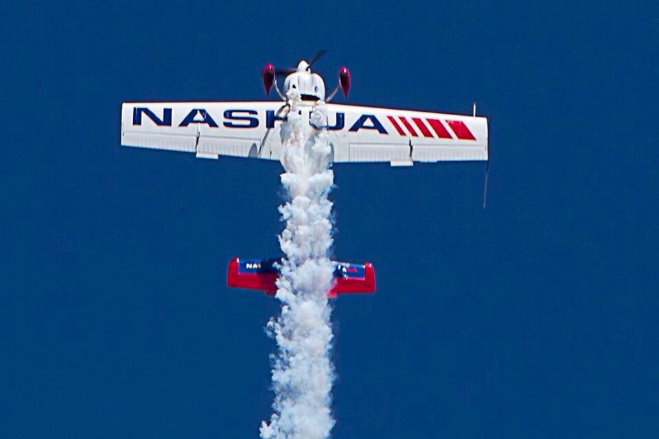 The Nashua Aerobatic Plane