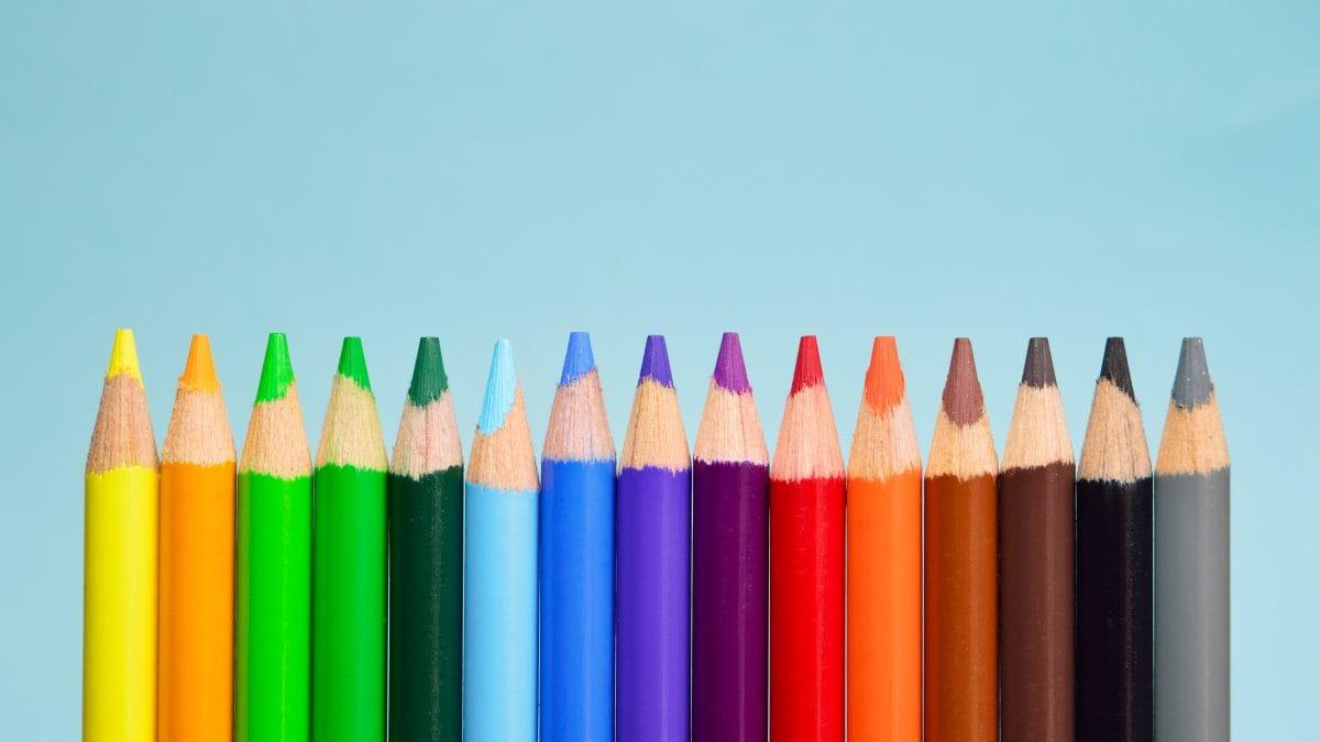 color pencil set 194098