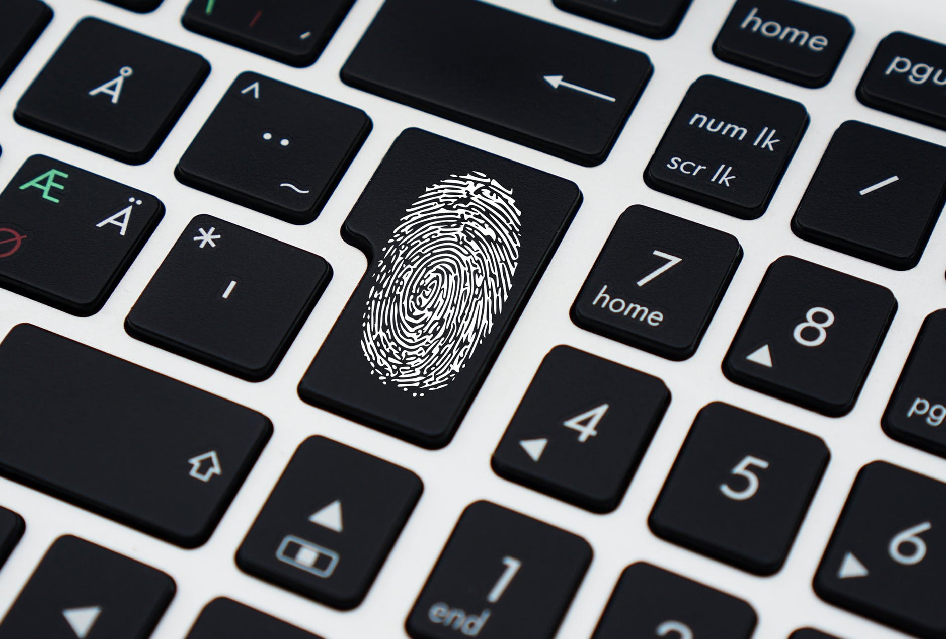 data security keyboard computer 163017