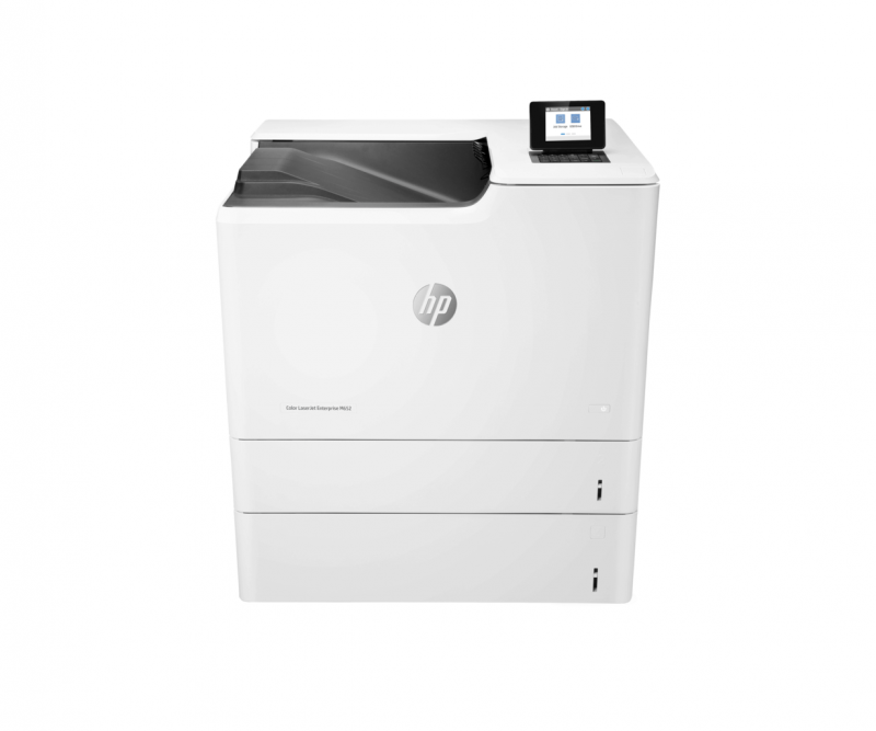 HP Color LaserJet Enterprise M652 series