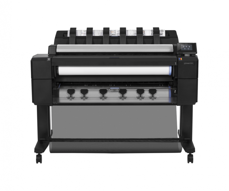 HP DesignJet T2530 36in eMFP Printer