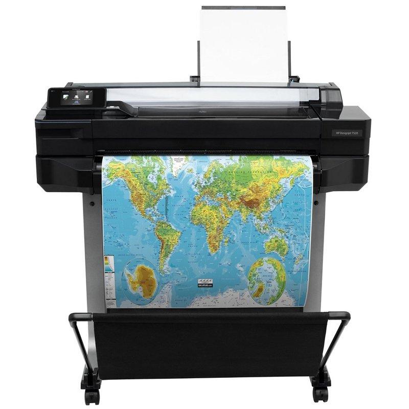HP Designjet T520 24 in ePrinter