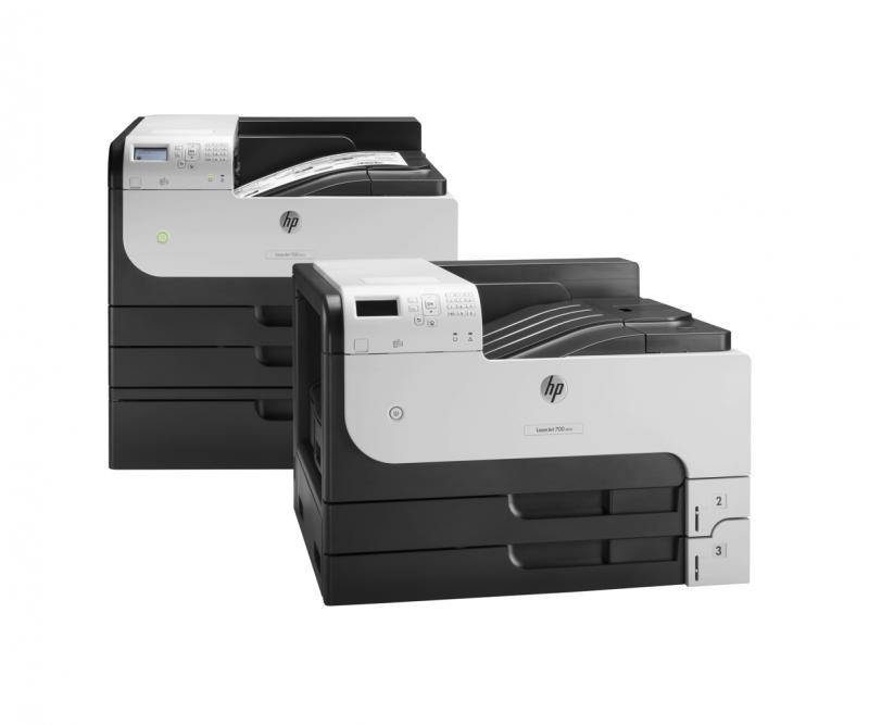 HP LaserJet Enterprise 700 Printer M712 series