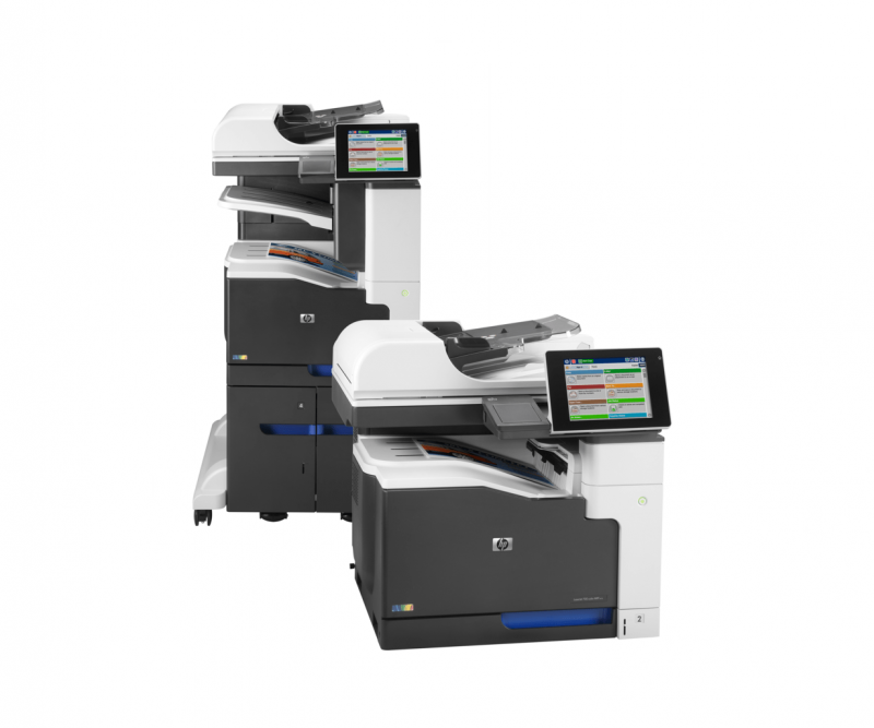 HP LaserJet Enterprise 700 color MFP M775 series