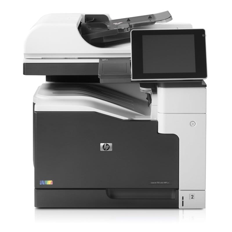HP LaserJet Enterprise colour MFP M775f