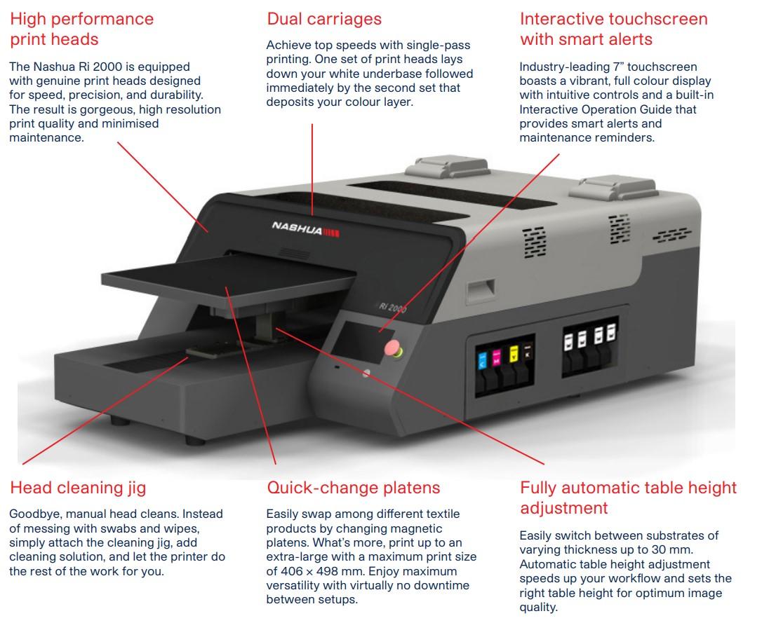 ri 200 printer