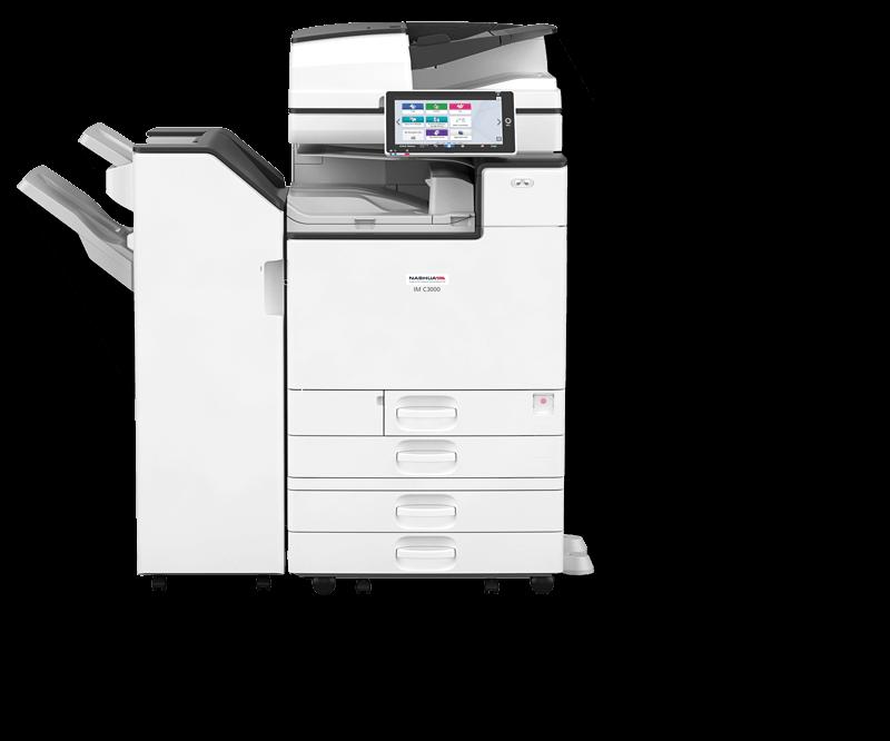 IMC 3000 Nashua Printer