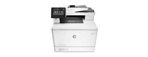 HP Colour LaserJet Pro MFP M477fdw