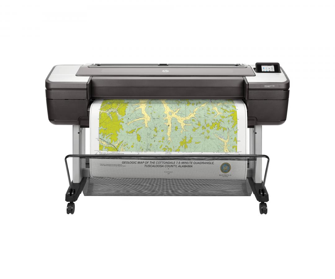 HP DesignJet T1700 Printer series