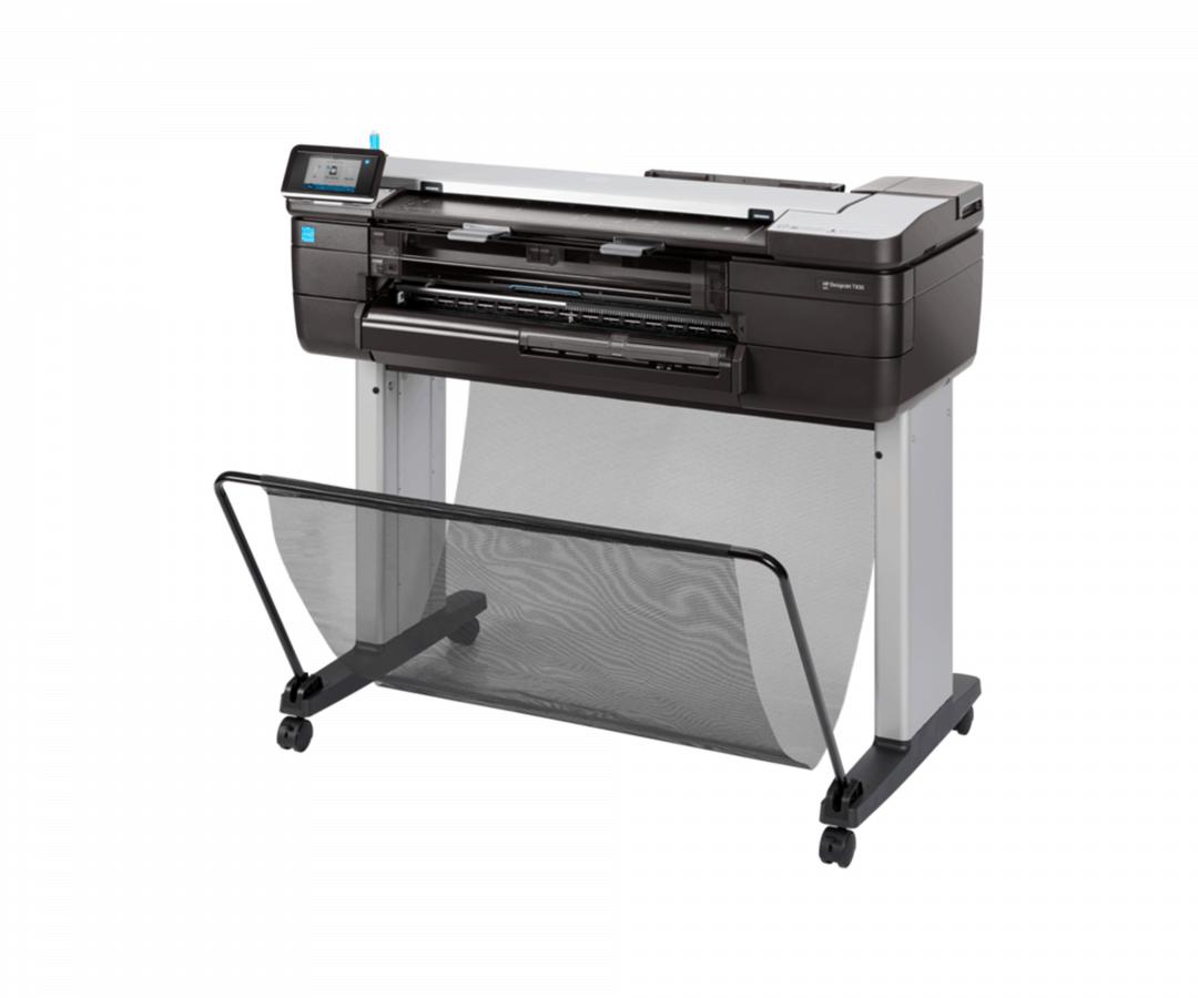 HP DesignJet T830 24in Multi function Printer