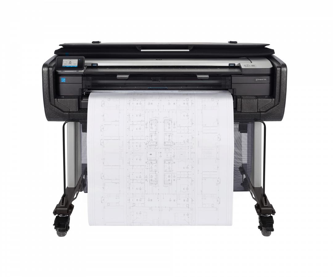 HP DesignJet T830 36 in Multifunction Printer