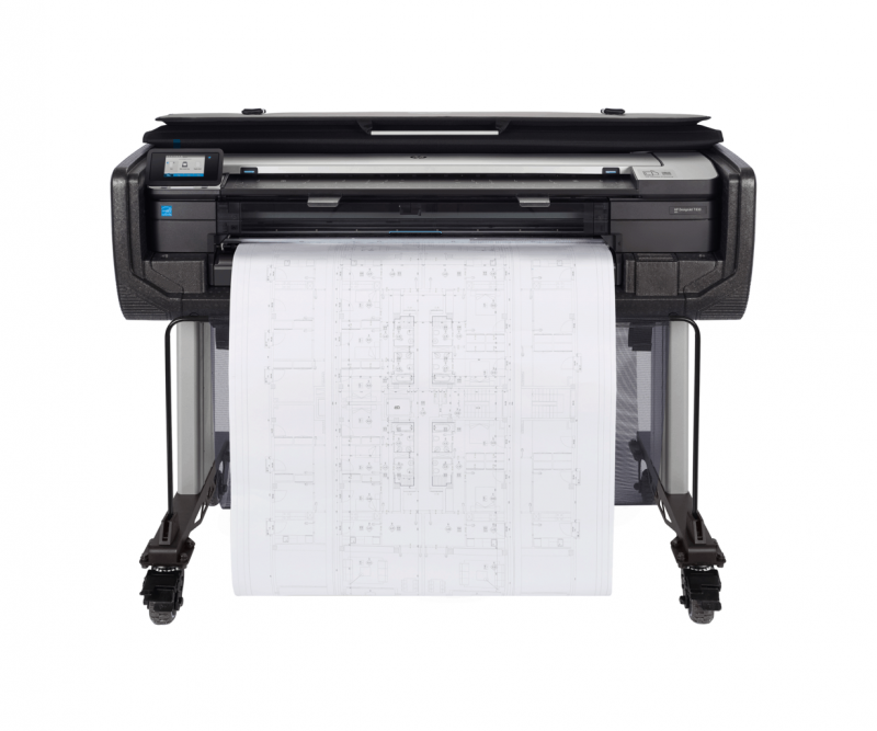 HP DesignJet T830 36 in Multifunction Printer