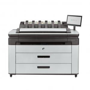 HP DesignJet XL3600 and XL3600dr MFP