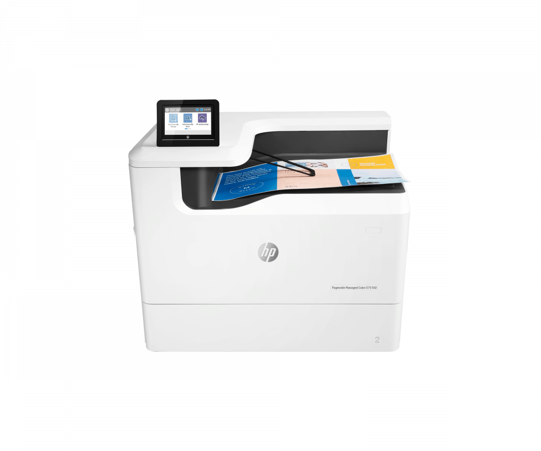 HP PageWide Managed Color E75160dn Printer