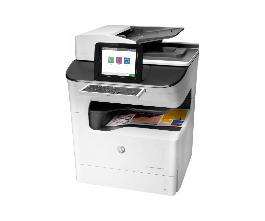 HP PageWide Managed Color Flow MFP E776