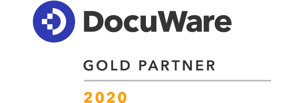 DocuWare Gold Partner RGB 1000px